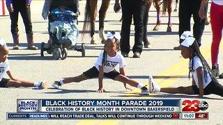2019 Black History Month Parade