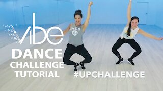 Cardi B Up Challenge - EASY Tutorial