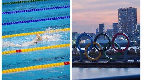 Une nageuse canadienne de 14 ans réalise une prouesse en décrochant un record olympique