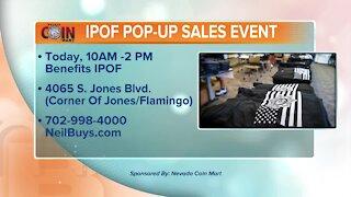 IPOF Pop-Up Sales Event