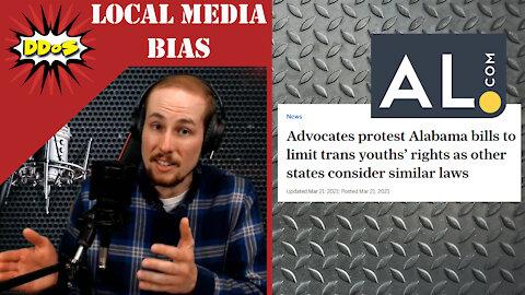 DDoS- Media Freaks Out Over Alabama's Puberty Blocker Ban