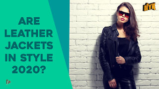 Why Every Woman Should Have At least One Leather Jacket In her Closet?