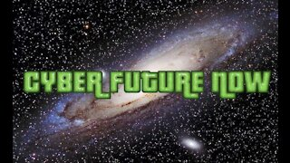 Cyber Future Now Podcast - Episode 1 - January 10th, 2021
