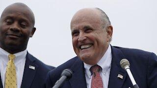 The Washington Post: Rudy Giuliani Was An Influence Campaign Target