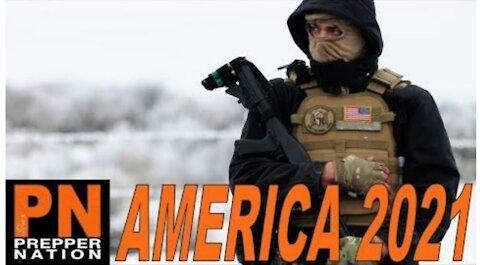 What America Looks Like in 2021 - SHTF