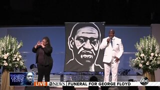 ABC News Special Report: George Floyd celebration of life