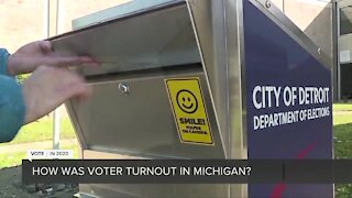 Michigan SOS spokesperson speaks after election day