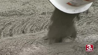 Demand high for concrete in Omaha
