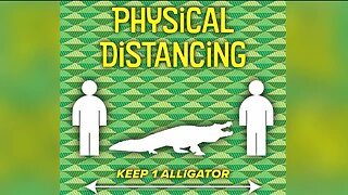 Florida terms of social distancing
