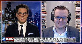 After Hours - OANN Trump Legal Team with Will Chamberlain