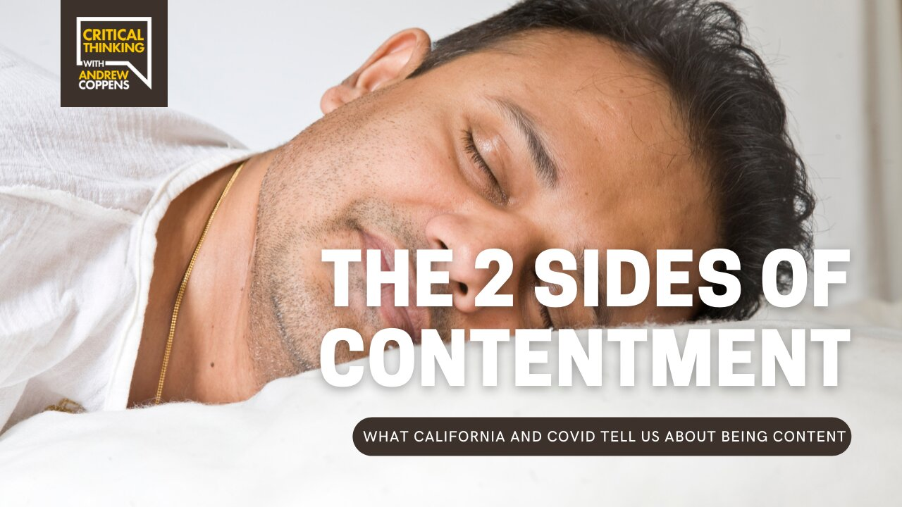 The 2 Sides of Contentment | 09/15/21