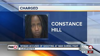 Florida woman arrested for attempted murder after shooting at man during argument