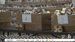 MD Food Bank helps struggling families