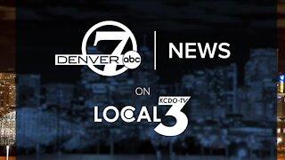 Denver7 News on Local3 8 PM   Thursday, May 6