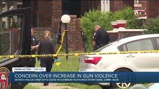 Police investigate fatal shooting in neighborhood on Detroit's west side