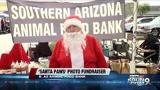 Southern Arizona Animal Food Bank hosts 10th annual Santa Paws