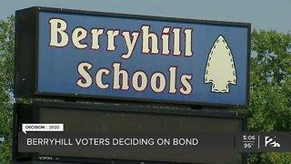 Berryhill voters deciding on bond