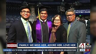 Family remembers Kansas City nurse who died from COVID-19