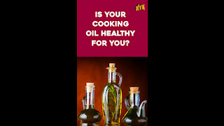 Top 3 Healthy Cooking Oils