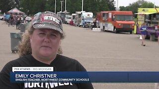 Katie Christner, Northwest High School English Teacher