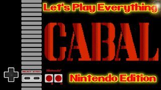 Let's Play Everything: Cabal