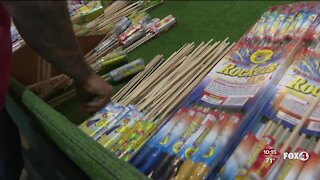 Fireworks sales boom as vendors deal with supply shortage