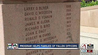 Wyandotte County deputies added to national memorial