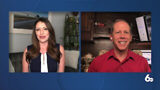 Scott Dorval's Idaho News 6 Forecast - Monday 9/8/20