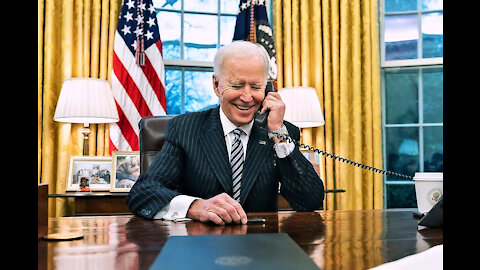 Breaking News: Leaked Phone Call Between Biden and Afghan Pres. Ghani is Damning!