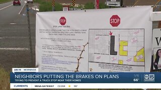 Neighbors put the brakes on truck stop near West Valley homes