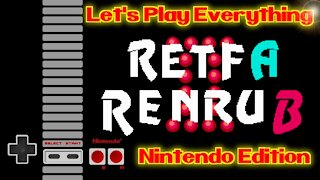 Let's Play Everything: After Burner (NES) Duology