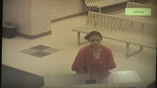 Mom accused of killing her 3 kids appears in court for first time