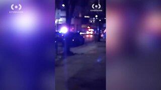 Five people injured in shooting