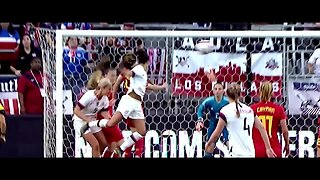Womens World Cup Soccer