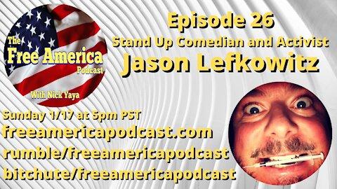 Episode 26: Jason Lefkowitz