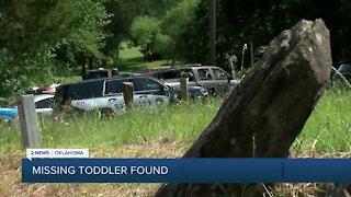 Missing Toddler Found