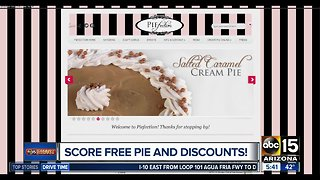 Deals to celebrate National Pie Day!