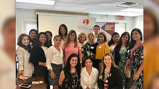 Hispanic businesswomen feeling the effects of the COVID-19 pandemic