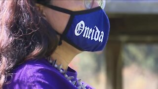 Hundreds gather for healing ceremony on Oneida grounds after fatal shooting