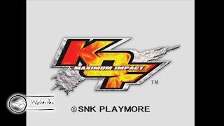(PS2) KOF Maximum Impact - 00 - Opening Movie