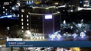 Denver7 lights up the holidays with Denver Illuminations