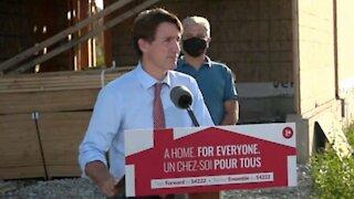 Justin Trudeau veut rendre l'achat d'une 1re maison « plus facile » et voici son plan