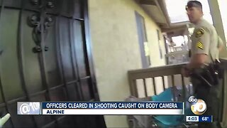 Prosecutors clear 3 Sheriff's deputies who fatally shot Alpine man