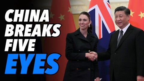China cuts off economic dialogue with Australia. New Zealand breaks from Five Eyes