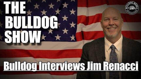 Bulldog Interviews Jim Renacci | The Bulldog Show
