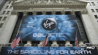FAA approves Virgin Galactic for space tourism