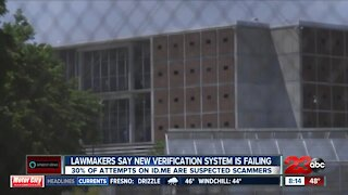 Lawmakers say new verification system is failing