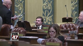 State lawmaker has guns stolen from his home