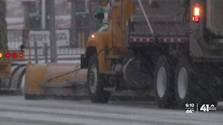 KCMO making snow removal changes after New Year's Day storm