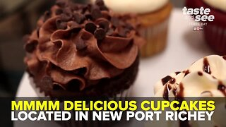 Mmmm Delicious Cupcakes | We're Open